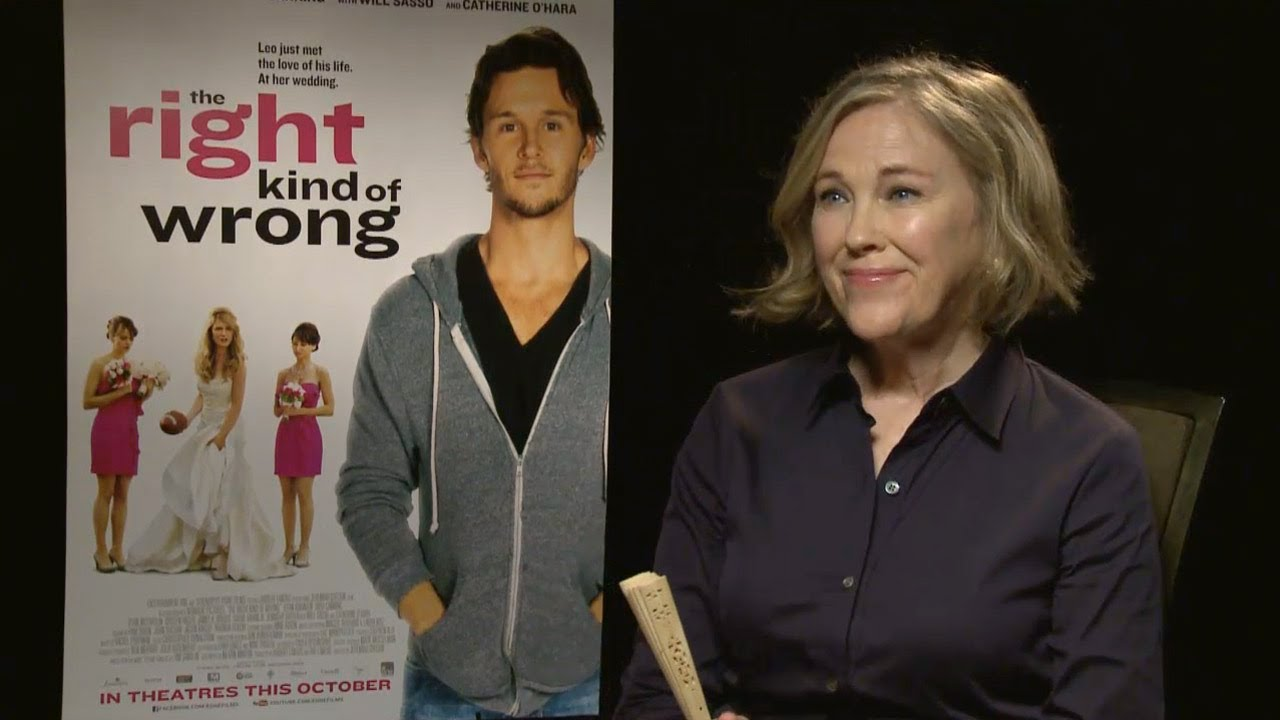Download Catherine O'Hara - The Right Kind of Wrong Interview at TIFF 2013 HD