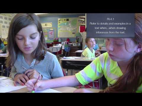 Grade 4 ELA: Making Inferences Using Details and the Main Idea RI.4.1