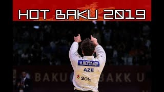 AMAZING IPPONS 2019 | Baku Grand Slam 2019