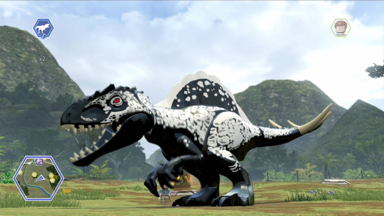 Хищный динозавр jurassic world мира юрского периода по цене 3399. 00 руб в интернет магазине детский мир. Описание, отзывы, аксессуары, характеристики.