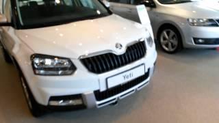 Цены на новые автомобили Skoda в Израиле