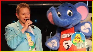 'Stamp Out SIDS' with Hope The Elephant - Kids Song with Actions - The Mik Maks