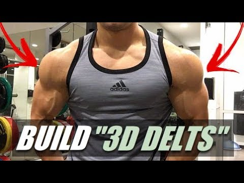 "Download How To Build Round ""3D Delts"" That Pop (4 Exercises)"