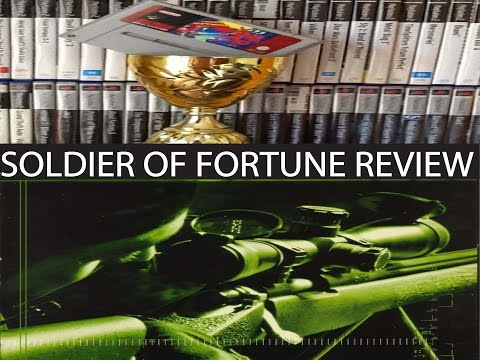 Soldier of Fortune PC Review