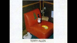 Terry Allen Amarillo highway