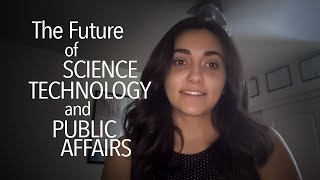 Science, Technology, and Public Affairs