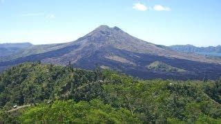 MOUNT & LAKE BATUR - BALI
