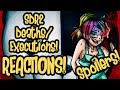 *SPOILERS* Danganronpa 2: Goodbye Despair Death/Execution REACTIONS!