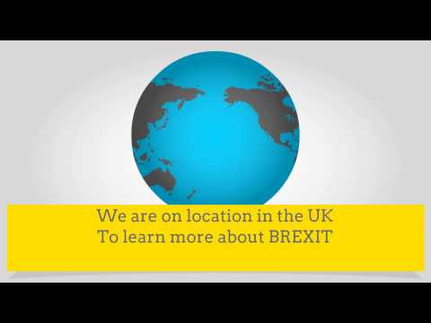 Disruptarian media presents; Trump Brexit Documentary in the UK