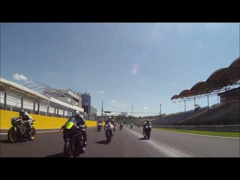 RoSBK 2016 - Victor Mihailescu CRASH - Hungaroring SSP race 2