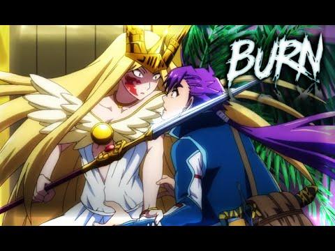 Sinbad vs Artemina and Darius - Burn