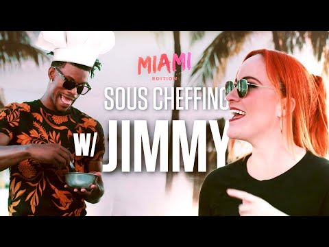 Sous Cheffing with Jimmy Butler | Miami | Ep 1