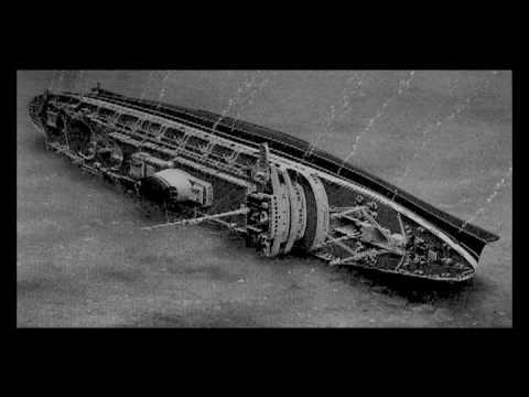 R m s lusitania ryuichi sakamoto doovi for Andrea doria nave da guerra