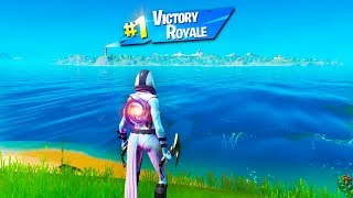 try this new Victory Royale Glitch before it's patched... (fortnite glitches)