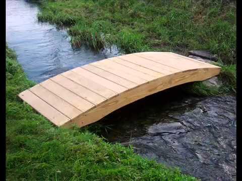Garden Bridge I Garden Bridge Wooden Garten Brücke I Garten Brücke Aus Holz