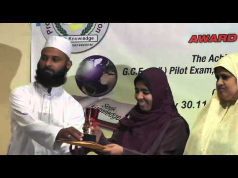 The Grand Prize Giving 4 (Sunday 30th November 2014)
