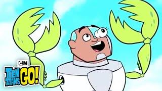 Video Man Factor I Teen Titans Go! I Cartoon Network download MP3, 3GP, MP4, WEBM, AVI, FLV Juli 2018
