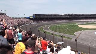99th running of the indianapolis 500 start 05 24 2015