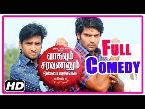VSOP Tamil Movie | Full Comedy | Scenes | Part 2 |  Arya | Santhanam | Tamanna | Bhanu | Vidyullekha