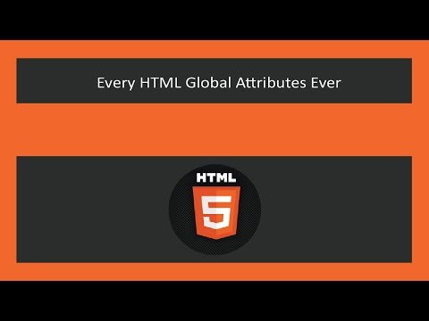 HTML Global Attributes - Accesskey Attribute