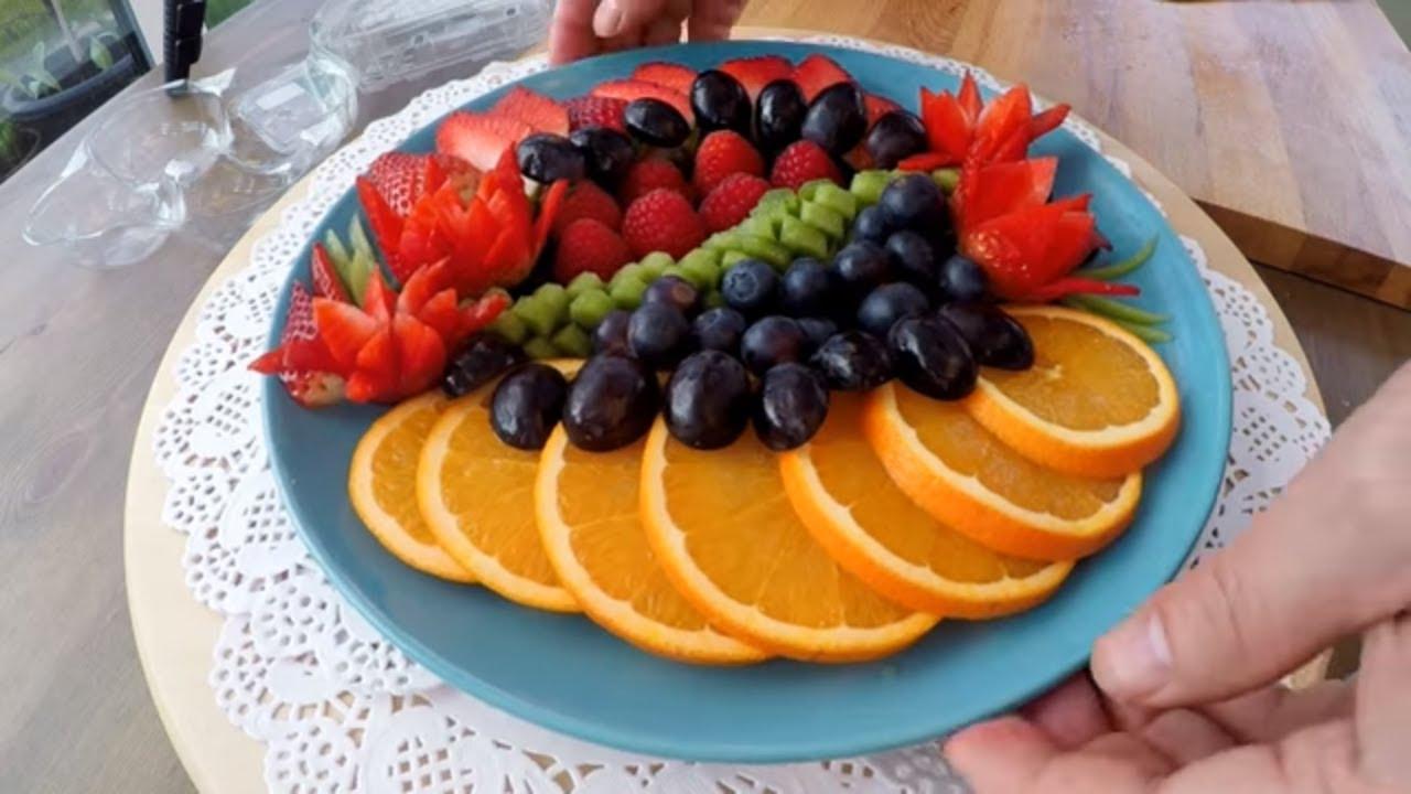Decoration Fruit Vegetable Carving Garnish Food Decoration