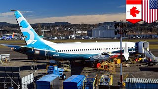 U.S. bans Boeing 737 Max after evidence links two crashes - TomoNews
