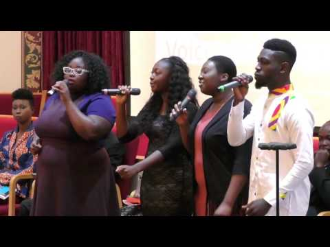 Father Can You Hear Me by Voices of Change (Tamela Mann Cover)