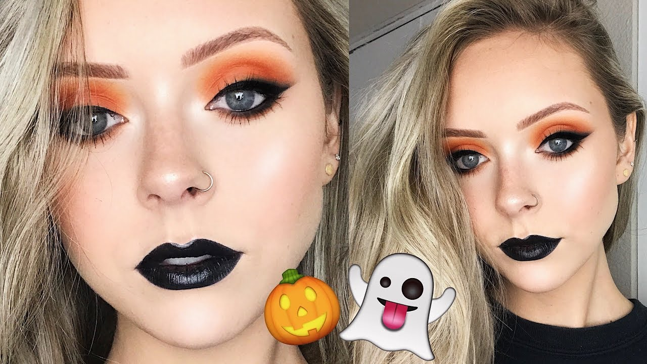 Easy Halloween Makeup For Work.26 Spooky Chic Halloween Makeup Ideas We Are Obsessing Over College Fashion