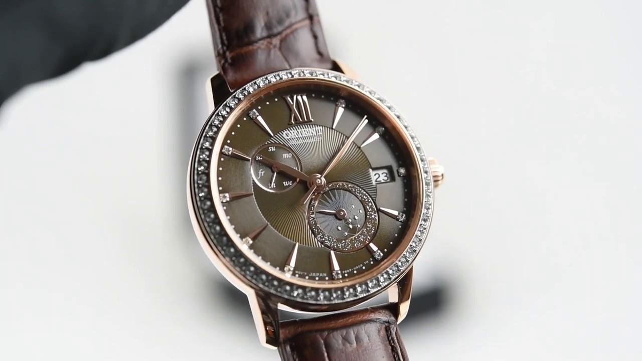 Orient Sun & Moon Version 3 Automatic Dress Watch Review (FAK00005D0)