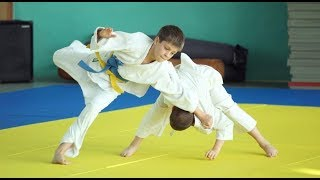 Самбо как урок физкультуры в каждой школе