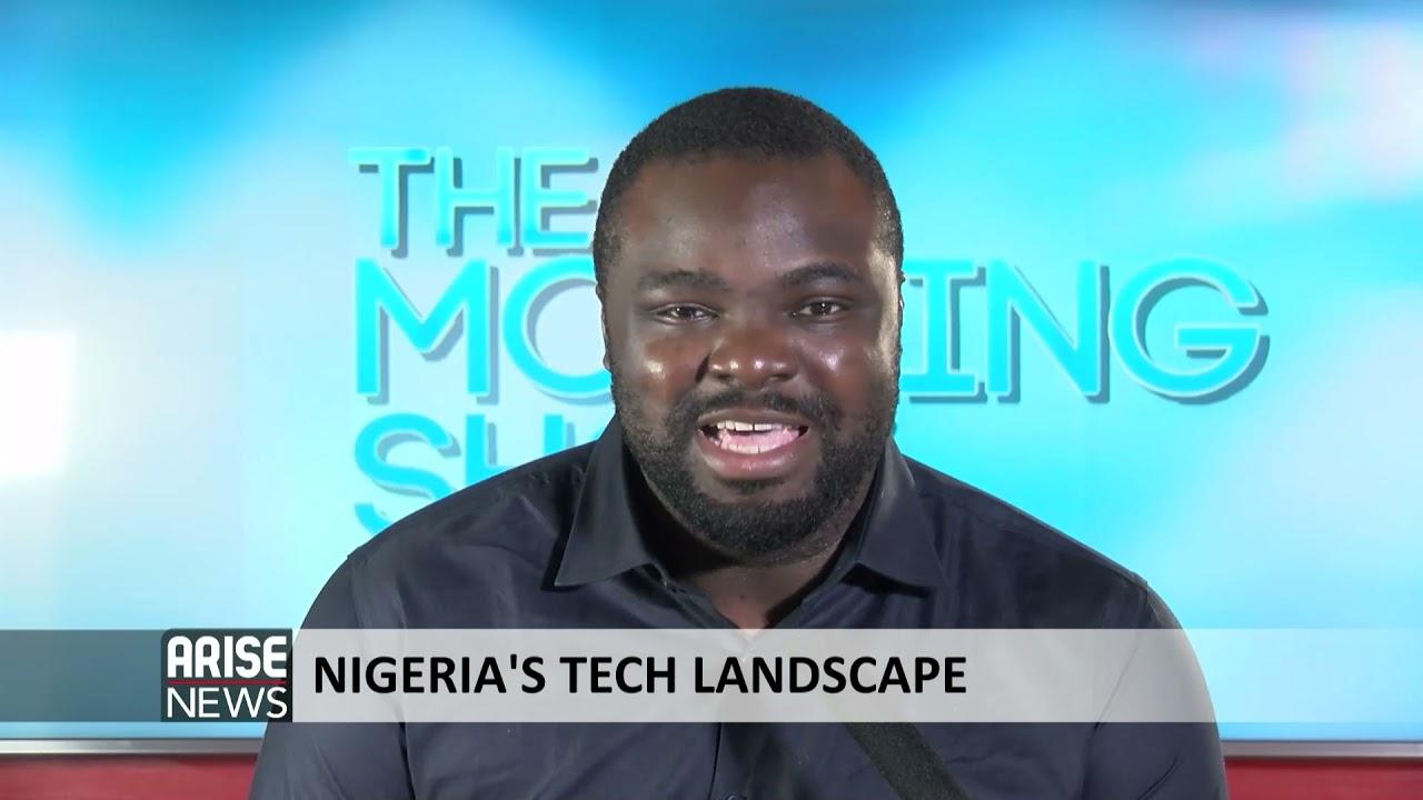 Download NIGERIA'S TECH LANDSCAPE -  IYINOLUWA ABOYEJI
