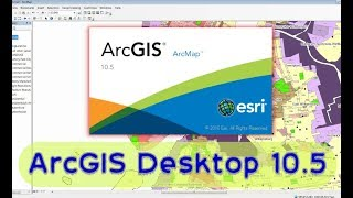 Install ArcGIS Desktop 10.5 Crack on windows 10 without License Manager