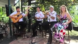 Almoço de negócios com show de samba e chorinho instrumental Casa da Fazenda Morumbi