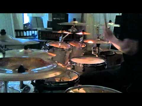 Hot Water Music - Alright For Now (drum cover)