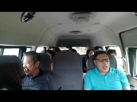 Kuala Lumpur Van Rental Hire Taxi Minibus