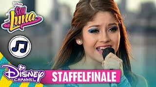 Musik Highlights aus dem Staffelfinale - SOY LUNA Stars | Disney Channel Songs