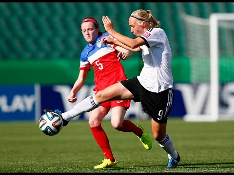 Germany v. USA, Canada 2014 HIGHLIGHTS