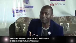 Am equal to President Mnangagwa laments Tinashe Jonasi