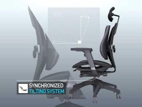 Ортопедическое кресло Duorest Alpha A60H