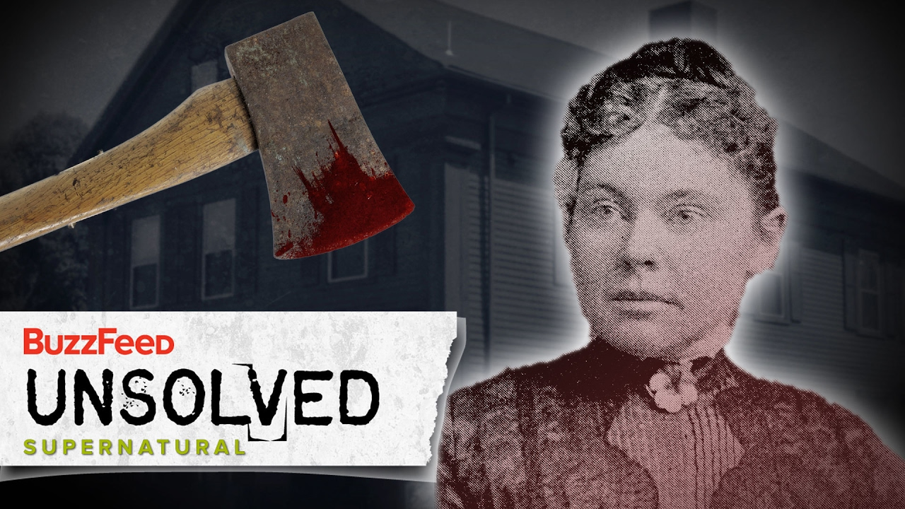 Unsolved: The Murders That Haunt the Lizzie Borden House