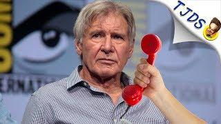Harrison Ford Likes Idea Of Female Indiana Jones