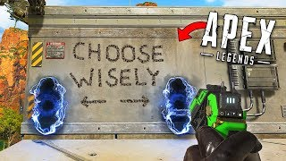 APEX LEGENDS: 300 IQ PORTAL TROLL! (Fails & Epic Moments #4)