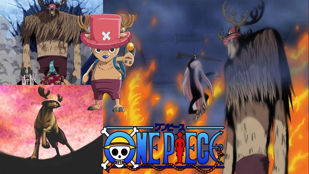 Tony Tony Chopper Wallpaper Hd One Piece Chopper Vs Kumadori Amv Monster Youtube