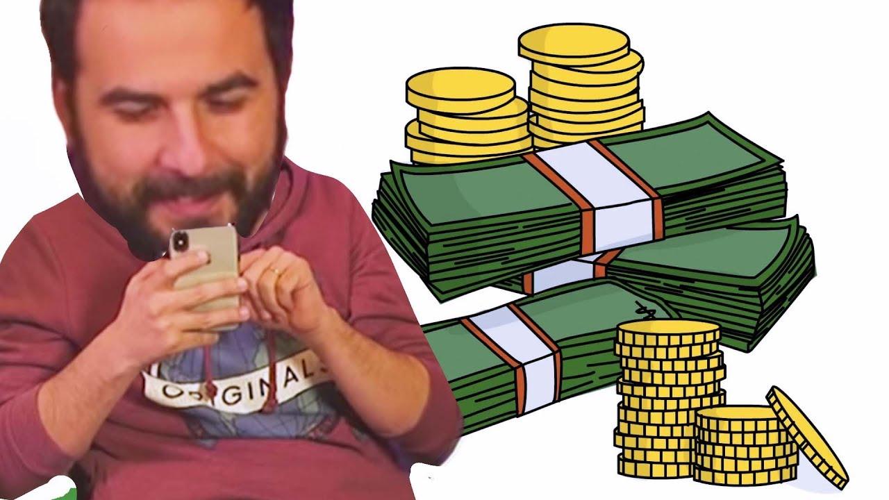 1 Dakikada En Pahalı Yemeği Kim Sipariş Edecek Youtube
