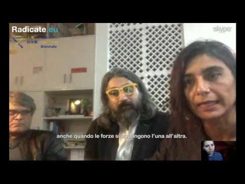 Una conversazione con Raqs Media Collective
