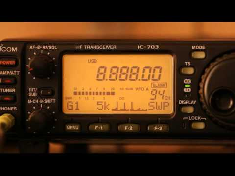 Novosibirsk meteo 8.888 kHz USB 03.Oct.2015  ic-703