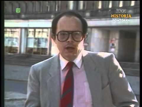 Młody Marek Borowski (1989 r.)