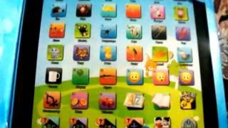 Детский планшет обзор игрушки
