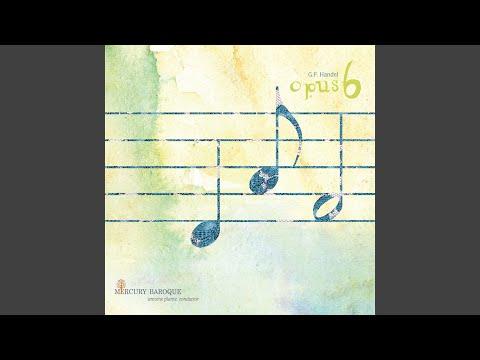 Concerto Grosso Op. 6, No. 5 In D Major HWV 323: III. Presto