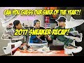 WHAT WAS THE SNEAKER OF THE YEAR?! CRAZY RECAP!